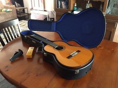 1970s Yamaha Grand Concert classical guitar