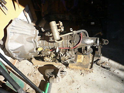 Ford Falcon AU 4 speed automatic transmission gearbox