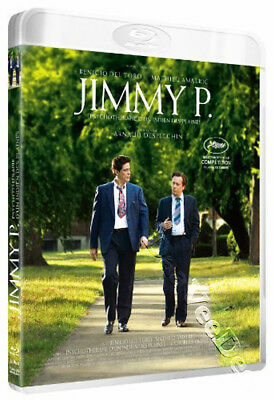 Jimmy P. NEW Arthouse Blu-Ray Disc Arnaud Desplechin Benicio Del Toro France