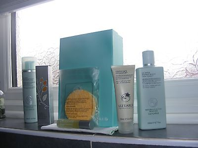 LIZ EARLE     7 Piece Facial Collection Boxed RRP £95.00