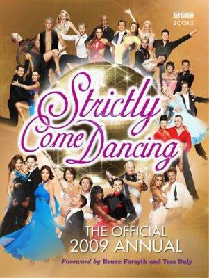 """Strictly Come Dancing"" Annual 2009, Alison Maloney, Used; Good Book"
