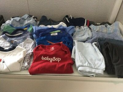 baby boy 3-6 Months Bundle Used Condition Jasper Conran/baby Gap/M&S/George Etc