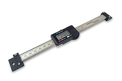 """150 Mm Digital Readout Out DRO Hardened Stainless Steel Beam Resolution 0.0005"""""""