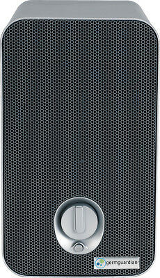 GermGuardian - 75 Sq. Ft Tabletop Air Purifier - Gray