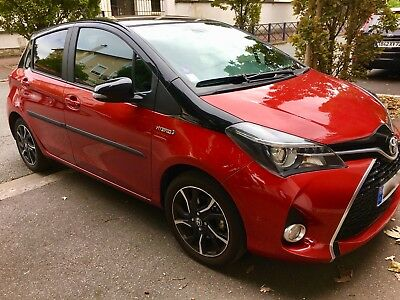 TOYOTA YARIS 3 (lll) 100H COLLECTION 5 PORTES