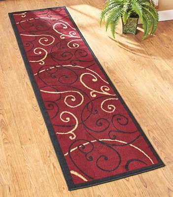 "The Lakeside Collection 23""x120"" Extra-Long Decorative Runner Rugs -"