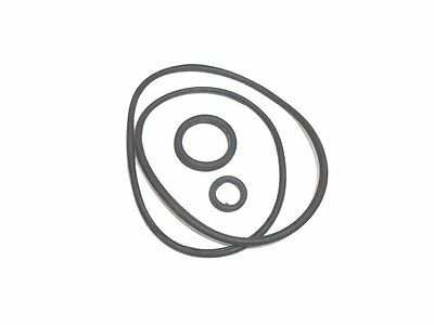 New Vespa Engine Case O Ring Kit Of 3 Rings PX PE T5 Rally LML