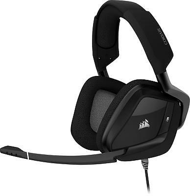 CORSAIR - Gaming VOID PRO RGB USB Wired Dolby 7.1 Surround Sound Gaming Heads...