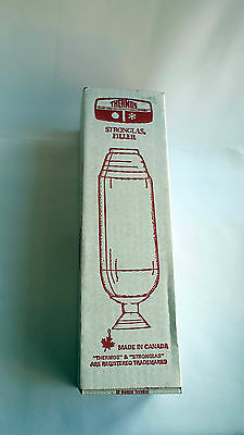 Thermos Stronglas Replacement Filler 24F Vintage Unused In Box 32oz Made Canada