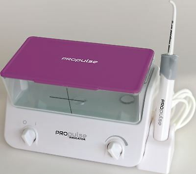 Propulse Electric Ear Irrigator With 10 QRX Tips - New Model
