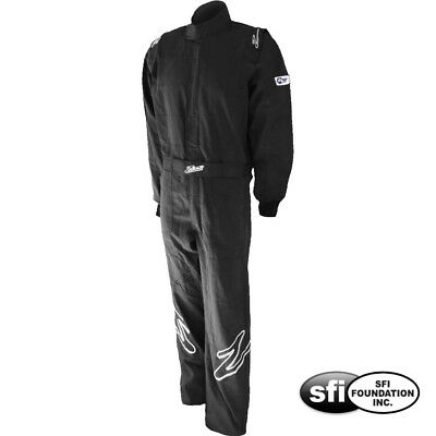 ZAMP - ZR-10 SFI-1 Auto Racing Suit - 1-Piece Nomex Style Fire Rated Racing Suit