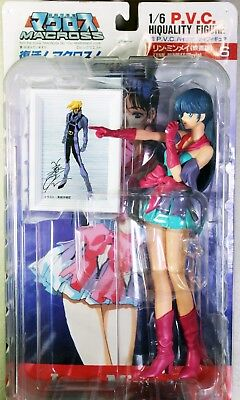 Robotect / Macross Movie Lynn Minmay figure Japan sealed in package