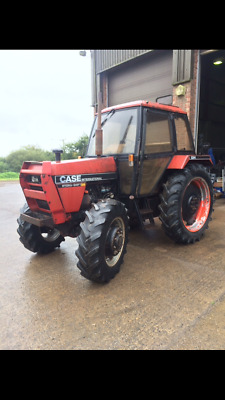 Case international 1394 tractors machinery spares or repairs