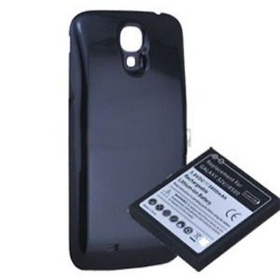 CellularOutfitter Samsung Galaxy S4 5800mAh Extended Battery + Door Cover Colors