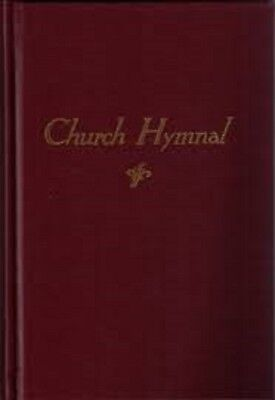 Church Hymnal, Hardback, Shaped Notes, Red, Case of 25, Pathway Press