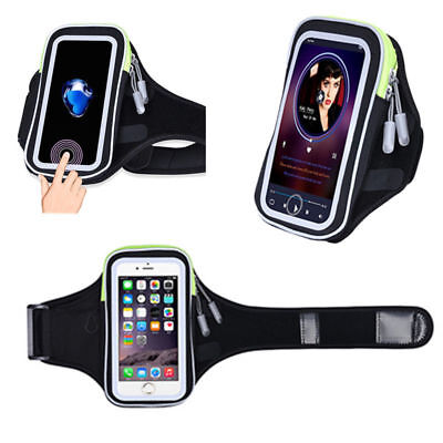 For iPhone 5/6/7/8 Plus 5S/6S Armband Case Sports GYM Running Exercise Holder