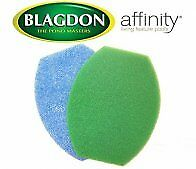 Blagdon Inpond Filter Maintenance Kit Medium - Foam Set for 1400/3000 models