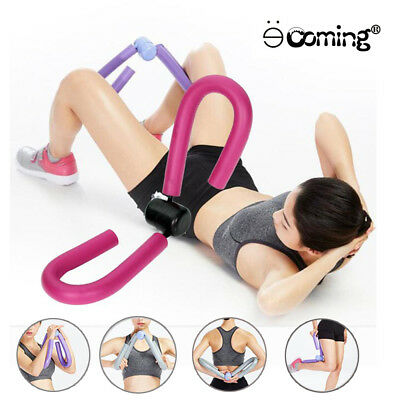 Thigh Master Toner Machine Leg Exercise Arm Ab Fitness Muscle Trimmer Equipment