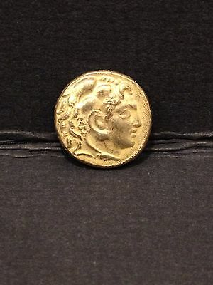 Alexander The Great Silver Coin.