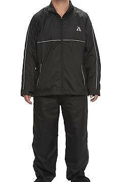 NEW A Game Mens Storm Golf Rainset in Black, Navy