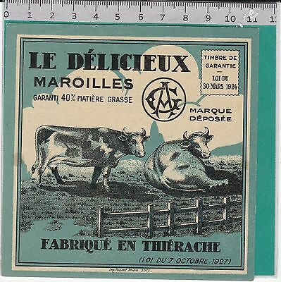 I1339 Fromage Maroilles  Thierache