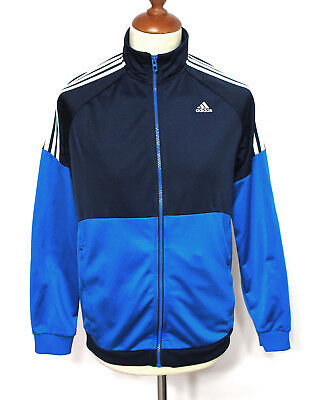 Adidas Vintage Trainings Jacke Grösse 176 Kinder K029