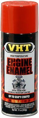 VHT High Temperature Engine Enamel Spray Paint Ford Red SP152