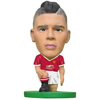 Manchester United SoccerStarz Marcos Rojo Home Kit New Official Licensed Product