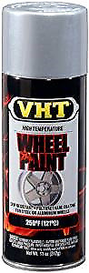 VHT High Temperature Wheel Paint Spray Chevy Rally Silver SP186