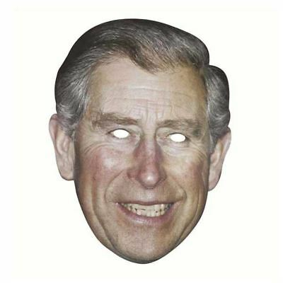 Celebrity Face Masks - Prince Charles