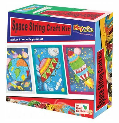 Space Art Paperstring Craft Set