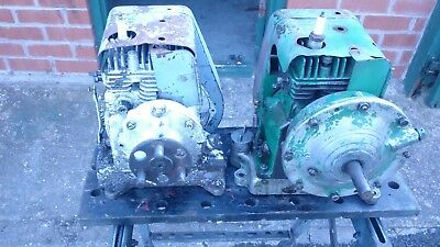 Villiers stationary engine X 2 for spares