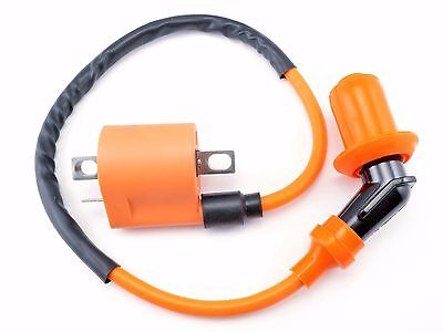 Starter Spark Ignition Coil For  Yamaha Model Grizzly 660 YFM660F 4x4  2002-2008