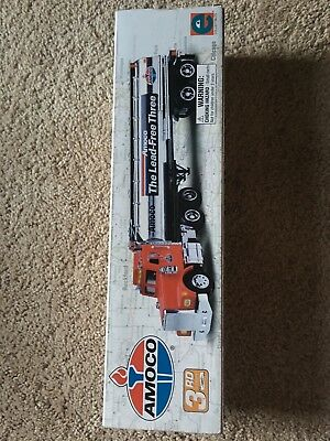 Amoco * Toy Tanker Truck * 3Rd In Series * 1997