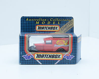 Matchbox MB-38, Model A Ford, BIG SISTER BAKEHOUSE in Excellent Condition, 2227