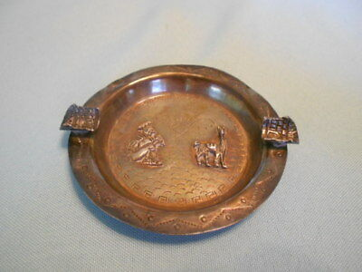 Vintage Sterling Silver Ash tray  Made in Peru SCL 925 Ashtray