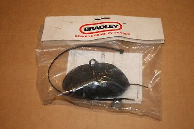 Genuine Bradley Kit107 rubber bellows for HU3 trailer couplings up to 2750kg