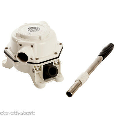 Whale Mk 5 Manual Toilet Waste Pump For Boats