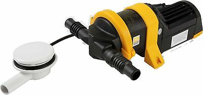 NEW Whale Intelligent Control Fully Automatic Shower Waste Drain Pump Gulley IC