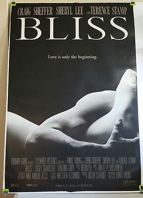 BLISS Original 1997 US DS One Sheet 27x40 Movie Theater Poster Rolled