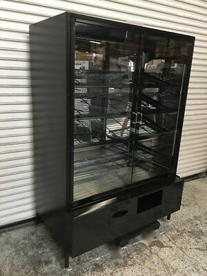 "NEW 48"" Dry Glass Bakery Display Case FFR-DSI #6938 Commercial Bread Baked Goods"