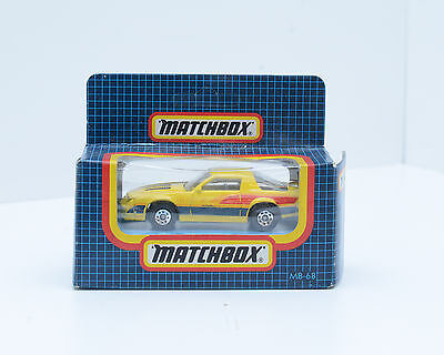 Matchbox MB-68 Camaro IROC-Z, 1989,  in Excellent Condition, 2217
