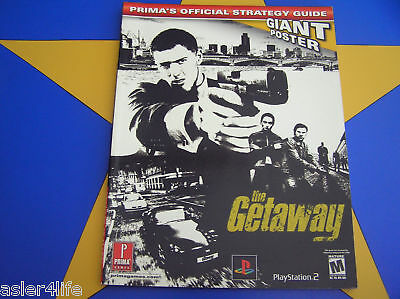The Getaway - Strategy Guide