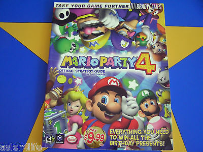 Mario Party 4 - Strategy Guide