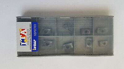 ISCAR APKT1135PDER-76 IC928 Carbide Milling Inserts, 10 pieces, New.