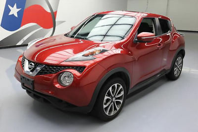 2017 Nissan Juke  2017 NISSAN JUKE SV HTD SEATS SUNROOF REAR CAM 21K MI #700565 Texas Direct Auto