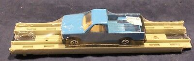 800100210 Blue Truck with Rack Load