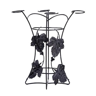 Wine bottle Rack, wine bottle & glass holder K1N8