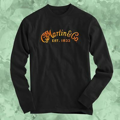 MARTIN & CO acoustic guitar Long Sleeve Adult