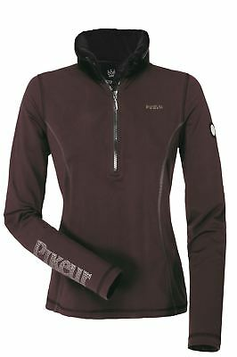 Pikeur AW17 ROSALIA - Premium Ladies Top - Blackberry